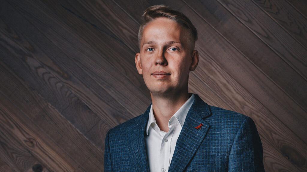 DevOps engineer Hinrek Saar – automating processes like there's no tomorrow