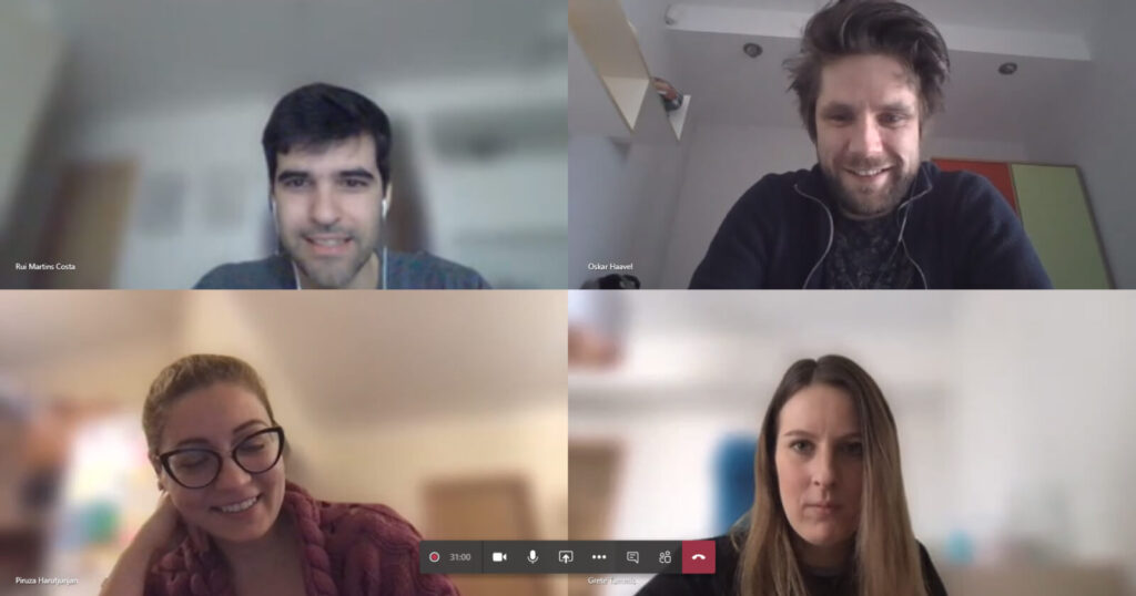 The third week of our company-wide remote work is complete.