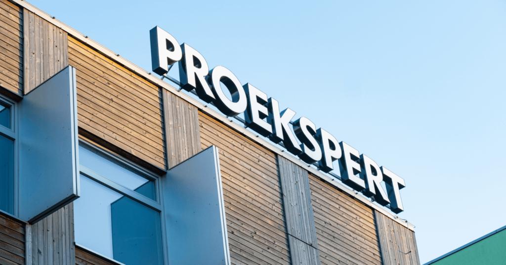 Proekspert office